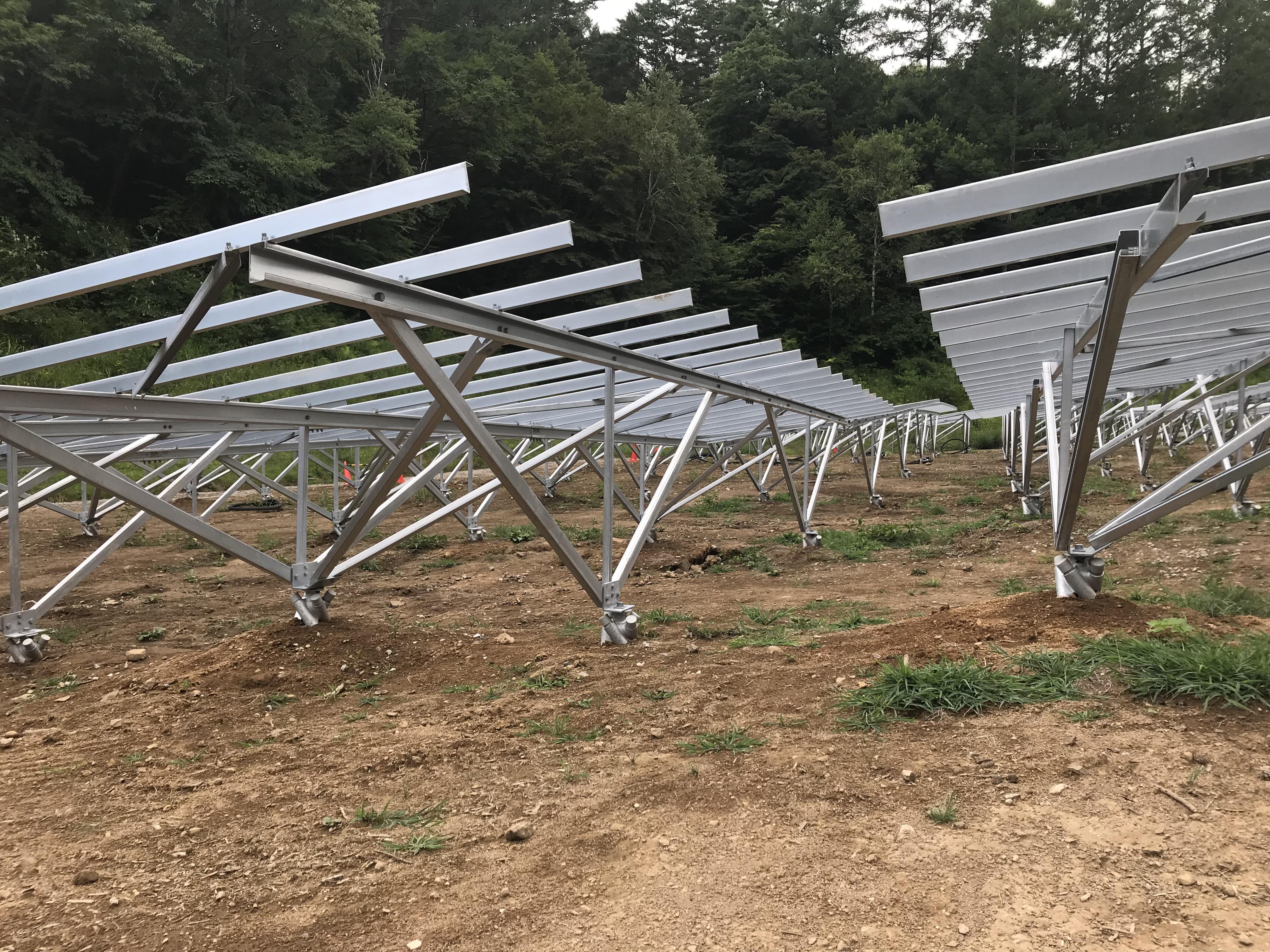 golf course mega solar
