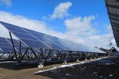 snow solar